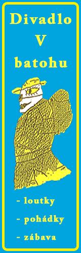 Banner - divadlo V batohu