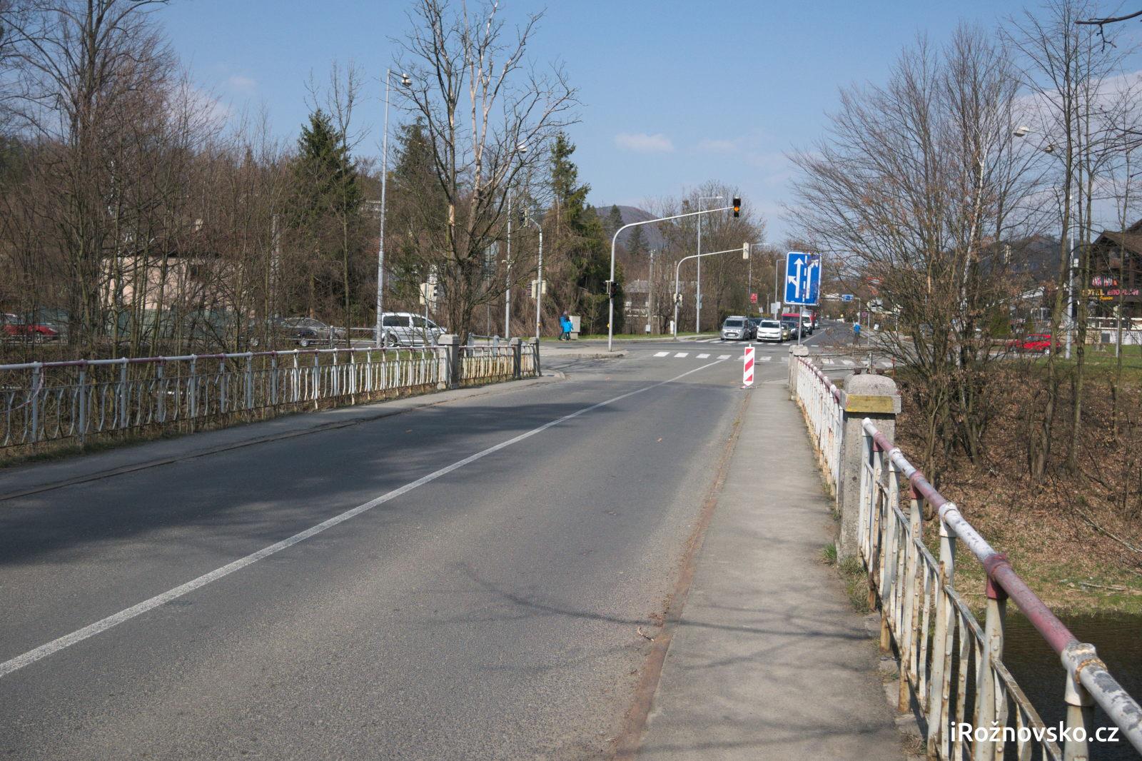 Most u hotelu Eroplán projde rekonstrukcí