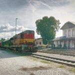 FOTO: Rožnov navštívil unikátní Legiovlak