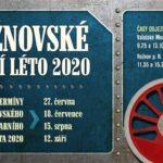 Historickým vlakem opět do Rožnova - Rožnovské parní léto 2020